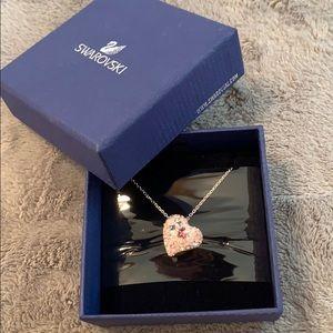 Swarovski Alana Heart Pendant Necklace Brand New